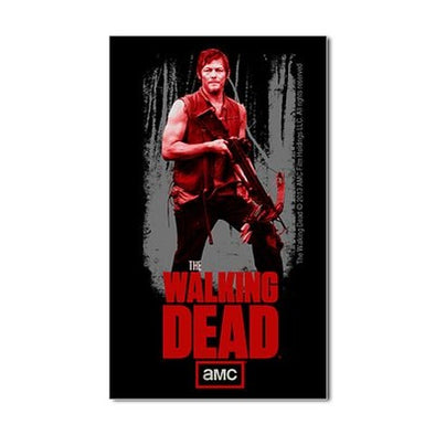 Daryl Dixon Crossbow Sticker