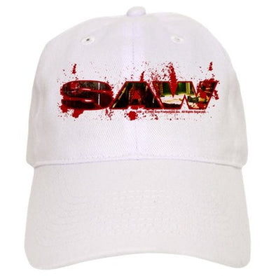Saw Bloody Saw Cap