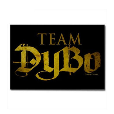 Team DyBo Magnet