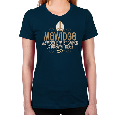 Mawidge Wedding Women's T-Shirt