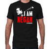 I Am Negan Fitted T-Shirt