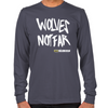 Wolves Not Far Long Sleeve T-Shirts
