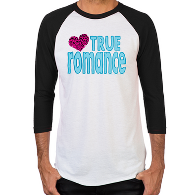 True Romance Men's Baseball T-Shirt