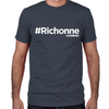#Richonne Fitted T-Shirt