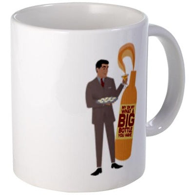 Mad Men Salvatore Mug