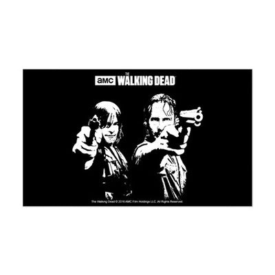 Walking Dead Saints Sticker