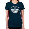Property of Ezekiel Jones Women's Fitted T-Shirt