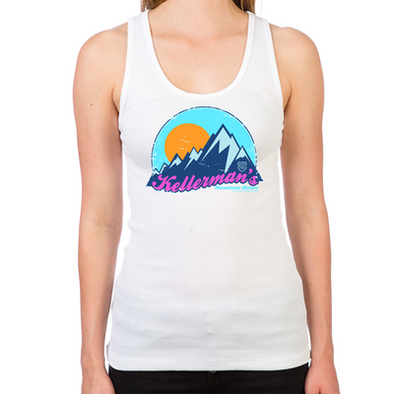 Kellerman's Resort Women's Racerback Tank