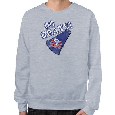 Blue Mountain State Go Goats Sweatshirt