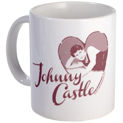 Love Johnny Castle Mug