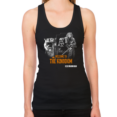 Welcome to the Kingdom Women's Racerback Tank