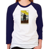 The Wanderer Unisex Baseball T-Shirt