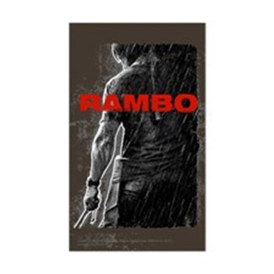Rambo IV Sticker