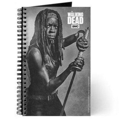 Michonne Silver Portrait Journal