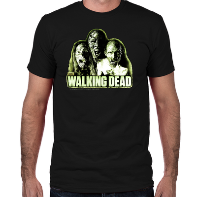 The Walkers Fitted T-Shirt