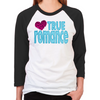 True Romance Unisex Baseball T-Shirt