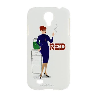 Mad Men Red Samsung Galaxy S4 Case