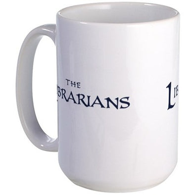The Librarians Large Mug