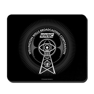 Wellington Wells Broadcasting Mousepad