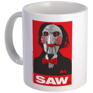 Saw Clown Mug