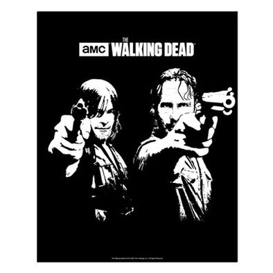 The Walking Dead Saints Small Poster