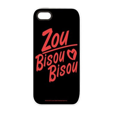 Zou Bisou Bisou iPhone 5/5S Tough Case