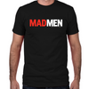 Mad Men Logo Fitted T-Shirt
