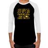 Lemon Juice Men's Baseball T-Shirts