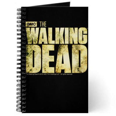 The Walking Dead Journal