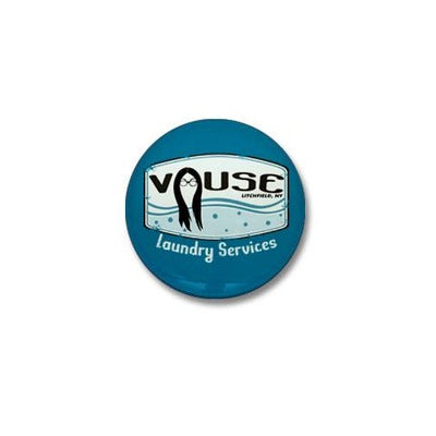 Vause Laundry Mini Button