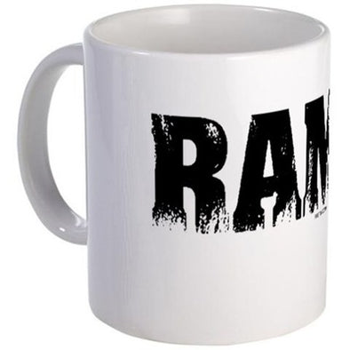 R is for Rambo Mug