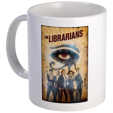 The Librarians Season 3 Mug