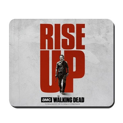 Rise Up Walking Dead Mousepad