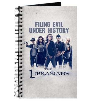 Filing Evil Under History Journal