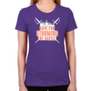 Storming the Castle Women's Fitted T-Shirt