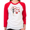 Mad Men Peggy Women's Baseball T-Shirt