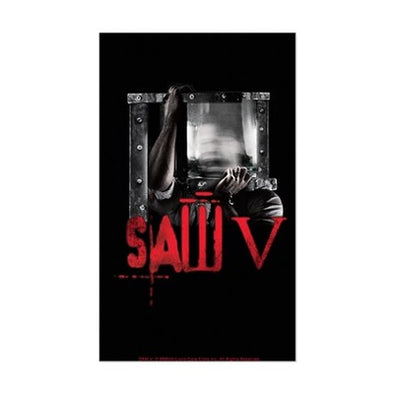 Saw V Sticker