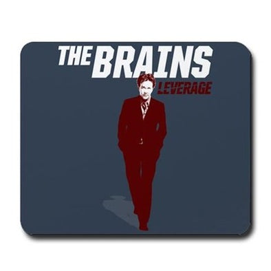 The Brains Mousepad