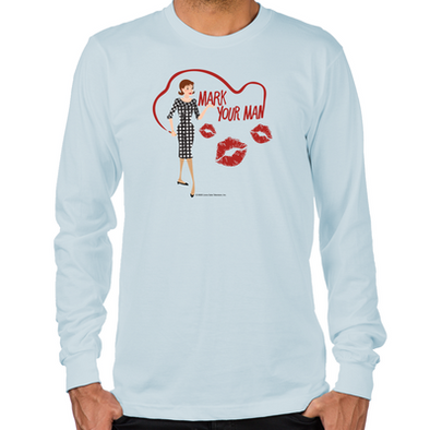 Mad Men Peggy Long Sleeve T-Shirt