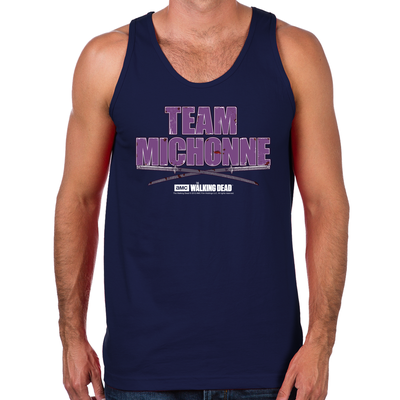 Team Michonne Men's Tank