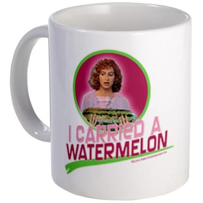 Dirty Dancing I Carried a Watermelon Mug
