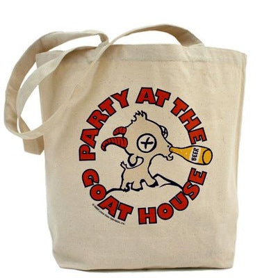BMS Party at the Goat House Tote Bag