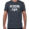 Ace Ventura Pet Detective Fitted T-Shirt
