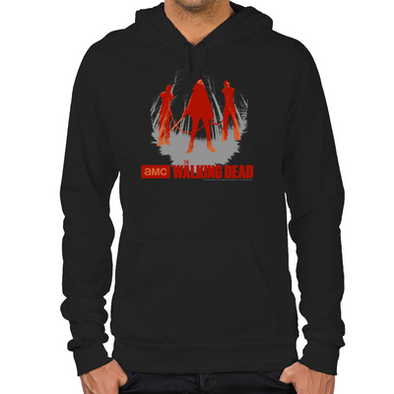Michonne Chained Walkers Hoodie
