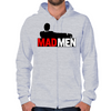 Mad Men Truth Lies Zip Hoodie