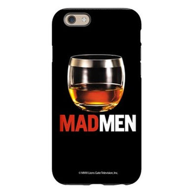 Mad Men Stiff One iPhone 6 Tough Case