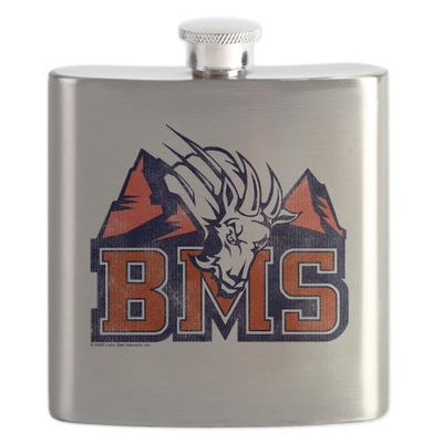 Blue Mountain State Flask