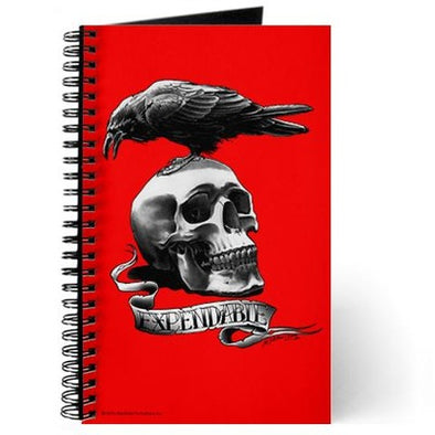 Skull Tattoo Journal
