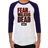 Fear The Walking Dead Men's Baseball T-Shirt