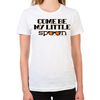 Come Be My Little Spoon Women's Fitted T-Shirt